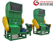 PP PE Films Waste Plastic Crushing Machine Woven Bags Hydraulic Silo Open