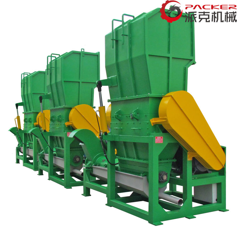 Durable Plastic Crusher Machine Waste For Plastic SKF Bearing 450-650mm Rotary