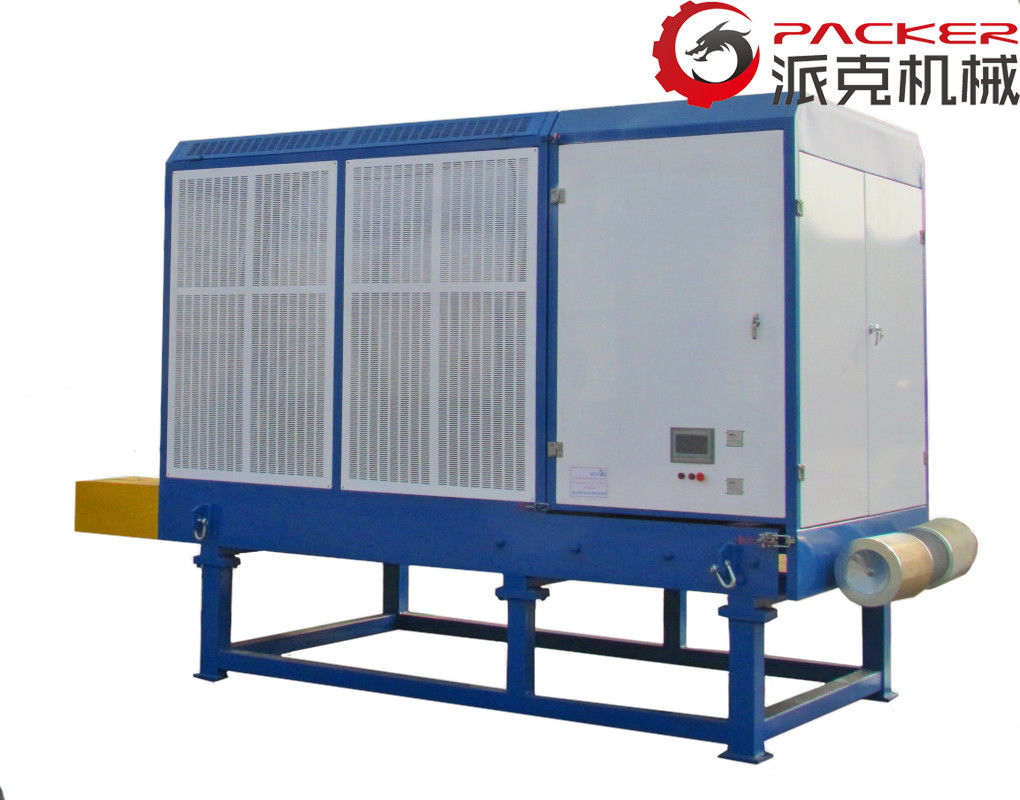 Optional Color Infrared Drying Systems , Crystallizer Machine 100PPM Final Moisture